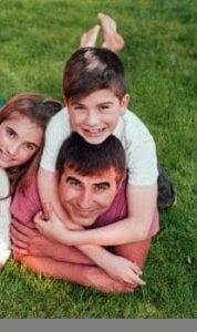 تربیت کودک و اعضاء خانواده