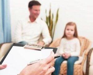 تربیت کودک و زمان مراجعه