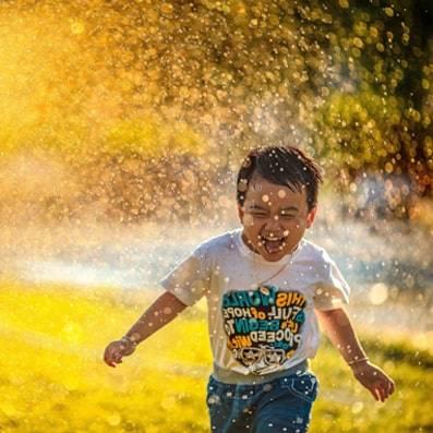 کودکی شاد