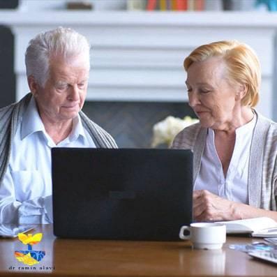 درمان افسردگی سالمندان
